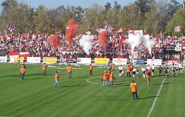 FOTORECUERDO. 2006 CURICÓ UNIDO 1 SAN LUIS 0
