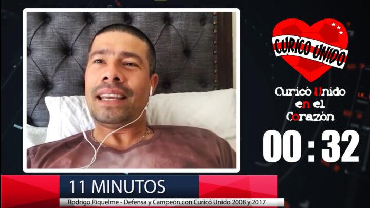 11 MINUTOS CON EL PARAGUA RIQUELME