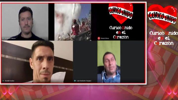 CAP 379 TV CON MARTÍN PERAFÁN Y LUCHO VÁSQUEZ