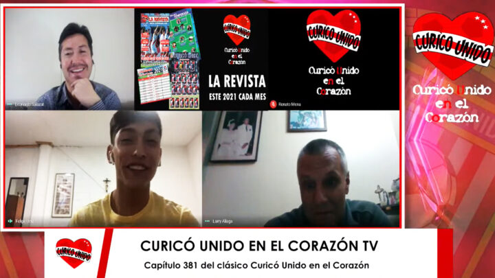 CAP 381 TV CON FELIPE ORTIZ Y LARRY ALIAGA