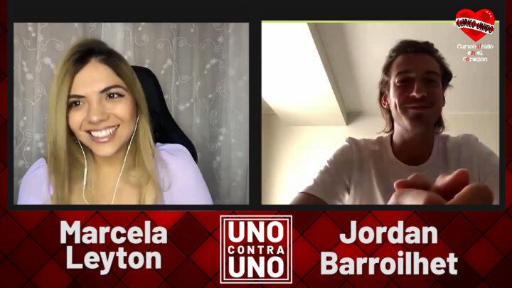UNO CONTRA UNO CON JORDAN BARROILHET