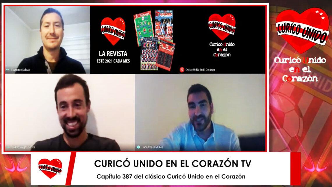 CAP 387 TV CON PABLO CORRAL Y JC MUÑOZ